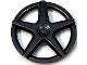 Part No: 72210a  Name: Wheel Cover 5 Spoke - for Wheel 72206c01