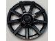 Part No: 72210b  Name: Wheel Cover 9 Spoke - for Wheel 72206c01