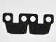 Part No: 74664  Name: Minifigure, Armor Kama Cloth
