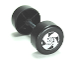 Part No: 88762c01pb15  Name: Duplo Wheel Double Assembly with Metal Axle and 4 Spoke Spinner Pattern