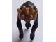 Part No: 92760pb01  Name: Minifigure, Headgear Headdress SW Zabrak Front Skull Spikes and Hair Eeth Koth Pattern