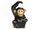 Part No: 95327pb01  Name: Chimpanzee with Light Nougat Face Pattern