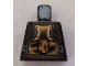 Part No: 973pb0228  Name: Torso SW Gold Body Armor Pattern (Lando Calrissian - Skiff Guard)