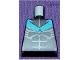 Part No: 973pb0230  Name: Torso Batman Nightwing Blue V Logo and Muscles Pattern