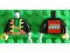 Part No: 973pb0678c01  Name: Torso Pirate Captain Pattern with LEGO Logo on Back / Black Arms / Yellow Hand Right / Light Gray Hook Left