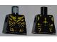 Part No: 973pb0961  Name: Torso SW Savage Opress Pattern