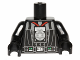 Part No: 973pb1382c01  Name: Torso SW Darth Vader Imperial Logo Medal Pattern / Black Arms / Black Hands
