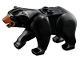 Part No: 98295c01pb03  Name: Bear with 2 Studs on Back and Medium Dark Flesh Muzzle Pattern
