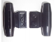 Part No: 98302  Name: Engine, Smooth Small, 1 x 2 Side Plate with Axle Holders and Slot