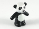 Part No: 98382pb003  Name: Teddy Bear with White Head and Stomach Panda Pattern