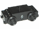 Part No: bb0012v  Name: Electric, Train Motor 12V with Wheels - (Undetermined Contact Hole Type)