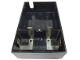 Part No: bb0045c  Name: Electric 4.5V Battery Box 6 x 11 x 3 1/3 Type III, Bottom
