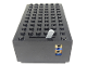 Part No: bb0045c04  Name: Electric 4.5V Battery Box 6 x 11 x 3 1/3 Type III for 2 Prong Connectors with Middle Pin