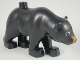 Part No: dupbearc01pb02  Name: Duplo Bear Adult Second Version with Immobile Head with Medium Nougat Muzzle Pattern