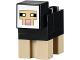Part No: minesheep03  Name: Minecraft Sheep, Black