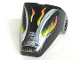 Part No: x209pb02  Name: Technic Throwbot Visor with Flare Pattern