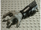 Part No: x312c01  Name: Galidor Limb Arm Gorm with Grasping Dark Gray Hand and Dark Gray Pin