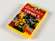 Part No: 26603pb058  Name: Tile 2 x 3 with 'Detective COMICS' Pattern