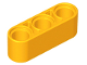Part No: 32523  Name: Technic, Liftarm 1 x 3 Thick