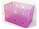Part No: clikits228  Name: Clikits Container Utensil Holder, 6 x 9 x 5 with 20 Holes