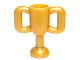 Part No: 10172  Name: Minifigure, Utensil Trophy Cup Small