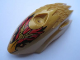 Part No: 15093pb02  Name: Flywheel Fairing Bird Shape with Gold Beak Fluminox Pattern (70155)