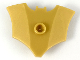 Part No: 37720a  Name: Minifigure, Weapon Batarang, Shield Size with Stud on Front