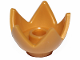 Part No: 39262  Name: Minifigure, Headgear Crown with 5 Points, Open Center Stud