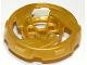 Part No: 41179  Name: Wheel Cover 3 Mag Spoke with 4 Pin Holes