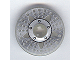 Part No: 2958pb032  Name: Technic, Disk 3 x 3 with Disk Brake Silver Hub 5-Bolt Star with Holes-in-Line Pattern (Sticker) - Set 8646