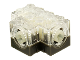 Part No: 46217c01  Name: Technic, Gearbox 3 x 4 x 1 2/3