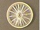 Part No: 4720  Name: Wheel Bicycle without Tire