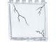 Part No: 59349pb094  Name: Panel 1 x 6 x 5 with Black Cracks Pattern (Sticker) - Set 75919