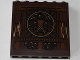 Part No: 59349pb050  Name: Panel 1 x 6 x 5 with Broken Planks and Medallion Pattern (Sticker) - Set 79010