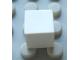 Part No: Mx1011A  Name: Modulex Tile 1 x 1 (no Internal Supports)
