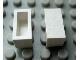 Part No: Mx1021A  Name: Modulex Tile 1 x 2 (no Internal Supports)