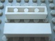 Part No: Mx1041B  Name: Modulex Tile 1 x 4 (with Internal Supports)