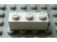 Part No: Mx1131M  Name: Modulex, Brick 1 x 3 (M on studs)