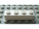 Part No: Mx1141M  Name: Modulex, Brick 1 x 4 (M on studs)