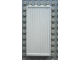 Part No: Mx1558L  Name: Modulex Door Panel 1 x 4 x 8, Ridged (Lego on studs)