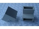 Part No: Mx2401B  Name: Modulex Brick, Angle 2L, 45 degree, 1:1 slope