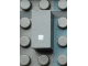 Part No: Mx1021Apb03  Name: Modulex Tile 1 x 2 with White  '.' Pattern