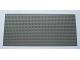 Part No: MxBase2  Name: Modulex Baseplate 22 x 50 (For name plate case Mx2420B)