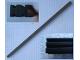 Part No: MxChannel1  Name: Modulex Channel Aluminium for Sliding Baseplates (48 Stud length)