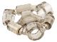 Part No: 20612  Name: Minifigure, Weapon Holder Ring (Ninjago Aeroblade Center)