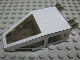 Part No: 30372pb03  Name: Windscreen 7 x 4 x 1 2/3 with SW UCS Y-wing Pattern (Stickers) - Set 10134