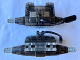 Part No: 45805c02  Name: Electric, Motor RC with Flexible Superaxles and Light