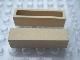 Part No: Mx1041A  Name: Modulex Tile 1 x 4 (no Internal Supports)