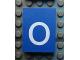 Part No: Mx1043pb47  Name: Modulex, Tile 3 x 4 with White 'o' Pattern