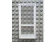 Part No: Mx1548pb01  Name: Modulex Door Panel 1 x 4 x 8 with White Pattern